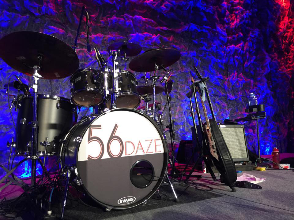 56DAZE DRUM HEAD